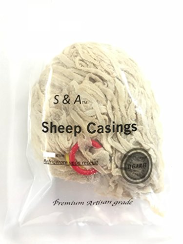 S&A Sheep Casings 22-24mm