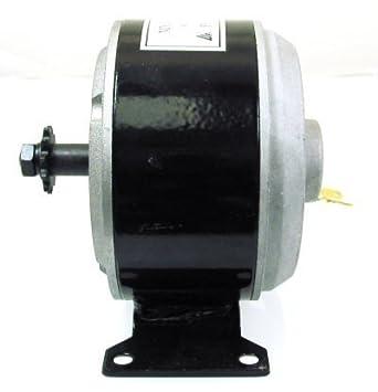 Amazon.com: Razor E200 Cadena unidad de motor (24 V, 200 W ...