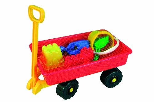 Simba 107130802 - Hand-Sandwagen, Tragkraft, 100 kg