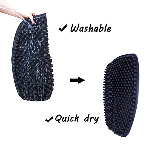GRULLIN Silicone Car Seat Cushion Gel Massage Office Chair Pad Waterproof Non-Slip Comfort Auto Seat Pad by GRULLIN (Image #5)