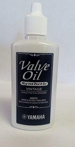 Yamaha Vintage Valve Oil (60mL)