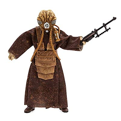 Star Wars Black Series Zuckuss Action Figure: Toys & Games