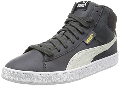 Puma 1948 Mid L, Baskets Basses Mixte Adulte, Peacoat White Grigio (Asphalt/Bianco)