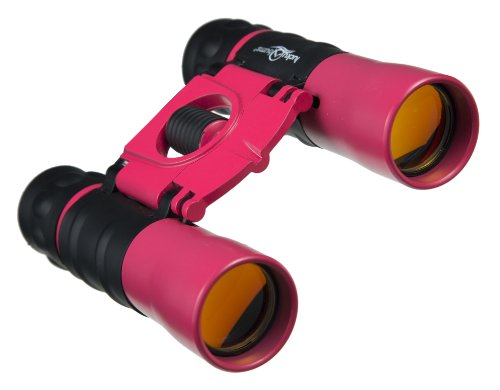 lucky-bums-youth-kids-10x25-objective-power-lens-scout-bino-compact-binoculars-pink