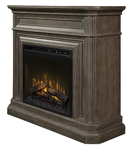 Cheap DIMPLEX Ophelia Mantel Electric Fireplace with Logs Black Friday & Cyber Monday 2019