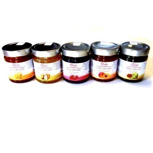 Lazzaris set de salsas de mostaza 1250 g: Amazon.es: Alimentación y bebidas
