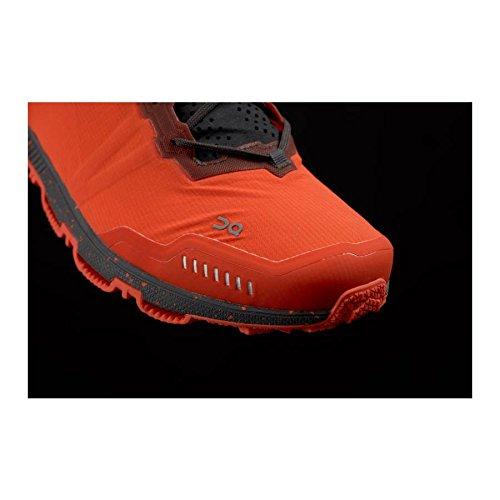 ON , Chaussures de marche pour homme rouge Rot
