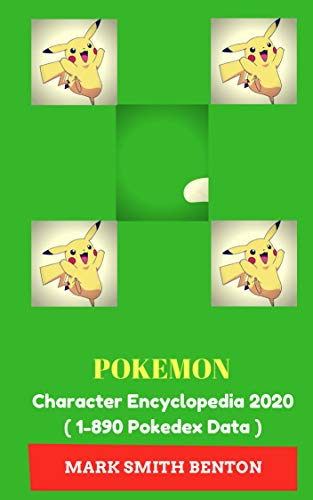 Pokemon: Character Encyclopedia 2020