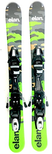 Elan Freeride Skiboards 99cm Snowblades w. Elan Release Bindings - Freeride Ski Bindings
