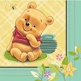 Winnie the Pooh 'Baby Pooh' Small Napkins (16ct)