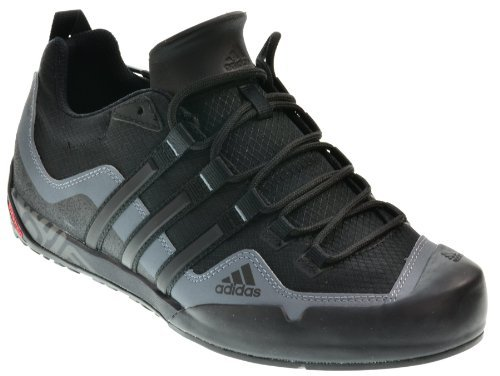 881533635f954 adidas Outdoor Terrex Swift Solo Approach Shoe - Men s - Buy Online in UAE.