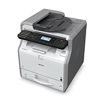 RICOH 407307 - Ricoh SP 3600SF LED Multifunction Printer - Monochrome - Plain P