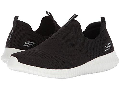 [SKECHERS(スケッチャーズ)] メンズスニーカー?ランニングシューズ?靴 Elite Flex - Wasik Black/White 13 (31cm) D - Medium