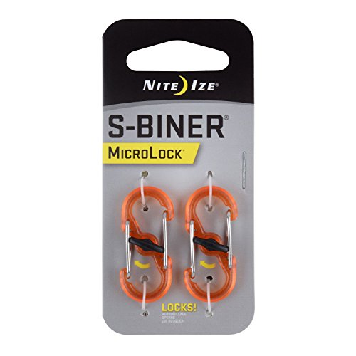 Nite Ize S Biner MicroLock Polycarbonate