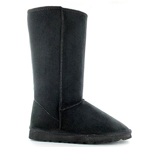 Hug nero Stivali donna Shoes Nero Ella 1q6TpHw7x