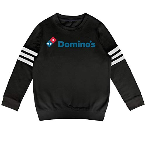 (Kids Sweatshirt domino's Pizza Costume for Boys Or)