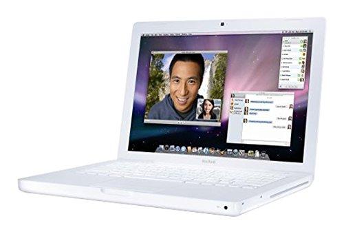 Apple Macbook A1181 Macbook4,1 MB402LL/A, 2.1GHz Intel Core 2 Duo T8100, 120GB Hard Drive, 1GB RAM Memory (Early 2008) (Duo Core T8100 Processor 2)