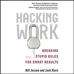Hacking Work Audiobook