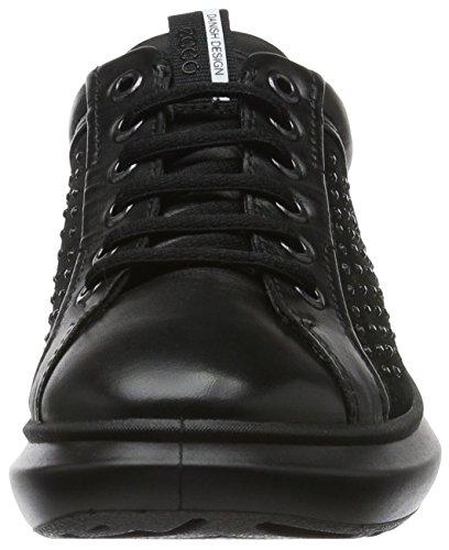 Da Donna Basse 3 Soft Scarpe black Ecco black51052 Ginnastica Nero qAwYtXAZx