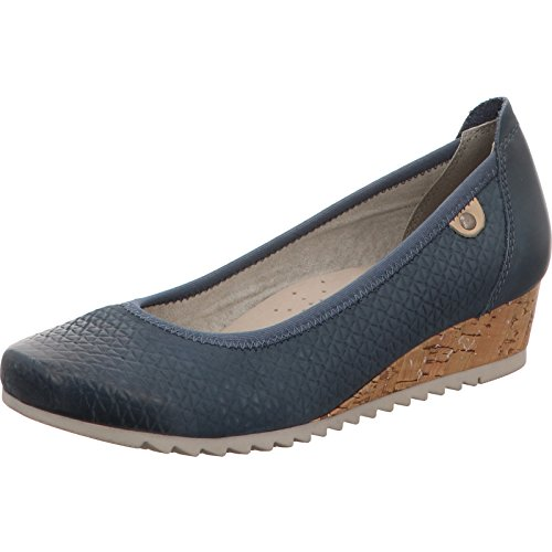 Jana Shoes Da-Pumps Blau