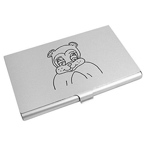 Business Bear' Holder Credit Wallet Card Card CH00016660 'Cute Azeeda fEw5FxqHx