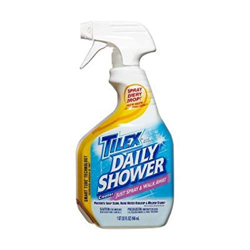 (Tilex Fresh Shower Scent Daily Shower Cleaner 32 oz (Pack of)