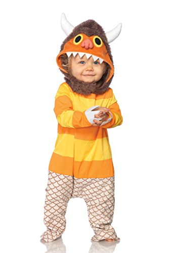 Where The Wild Things Are Costume Carol (Toddler Size Officially Licensed Where The Wild Things are Carol Costume - 12-18 Months)