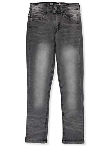 - Akademiks Big Boys' Slim Jeans - Gray, 12
