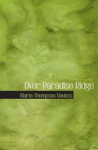 Download Over Paradise Ridge: A Romance ebook