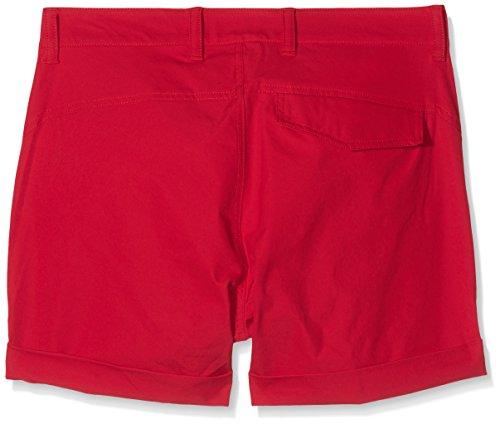 Stretch llr Fj donna pantaloncini rosso Abisko ven da W qqtRT6Z