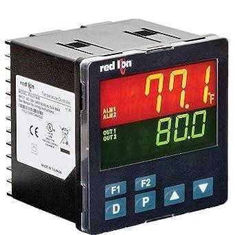 Rojo León pxu31 a50 controlador, entrada Universal, 4 - 20 ...