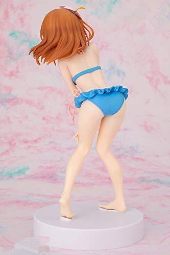 41jvzf5whbL Jqchw Handmade Model Anime Figure Idol Master Cinderella Girl Swimsuit Anime Model Favorite Statue Action Figure…