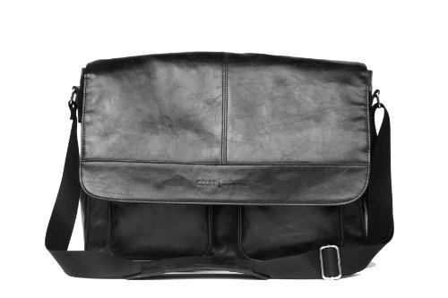 Kelly Moore Boy Bag Shoulder Style Small Camera Bag, Black