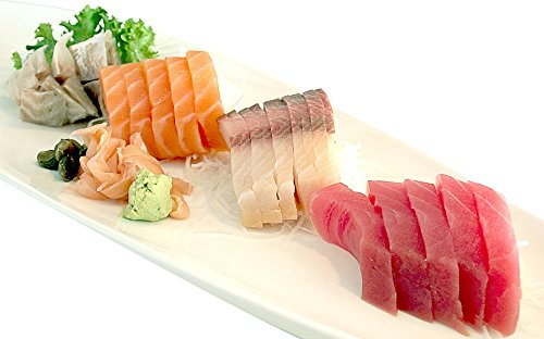 Home Comforts Laminated Poster Tuna Healthy Japan Sea Salmon