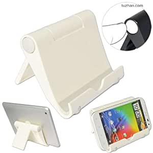 First2savvv white Multi-angle desktop traveling stand dock docking station holder for Samsung wave 533 GT S5330