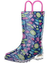 Kids' Light Rain Boot