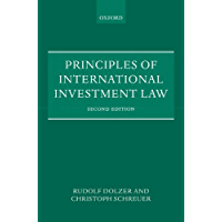 Principles of International Investment Law (English Edition)