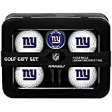 NFL New York Giants Golf Ball (Set of 4)