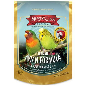 41jw04EeIJL - The Missing Link Ultimate Avian Formula Food Supplement