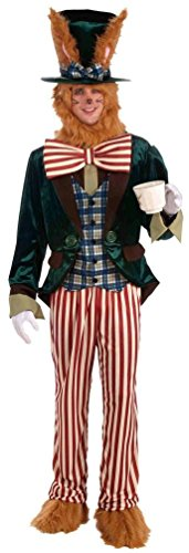 GSG9 Forum Alice In Wonderland Men's March Hare Bunny Rabbit Adult Costume -