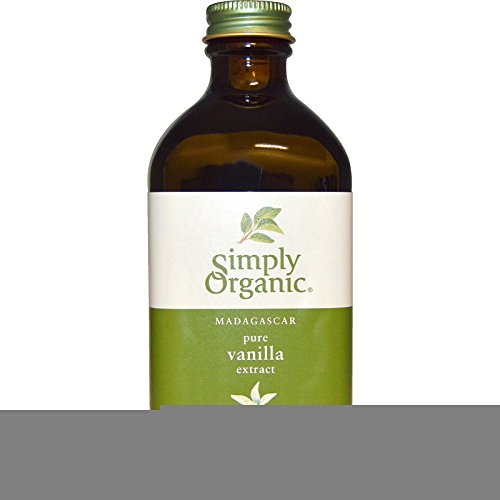 Simply Organic, Pure Vanilla Extract, Madagascar, 8 fl oz(Pack of 3) by Simply Organic