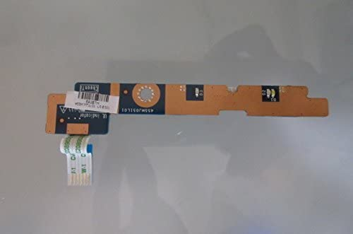 LED board with cable for Toshiba Satellite C55-B C55-B5299 15.6 Notebook New Genuine