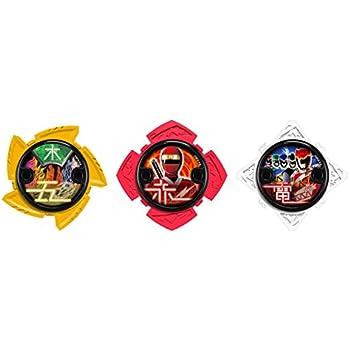 Power Rangers Ninja Steel Ninja Power Star Element Star Forest Mode Pack