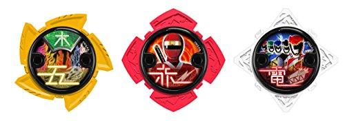 Power Rangers Ninja Steel Ninja Power Star Element