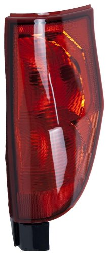 Unknown OE Replacement GMC S15 Jimmy//Envoy Passenger Side Taillight Assembly Partslink Number GM2801179