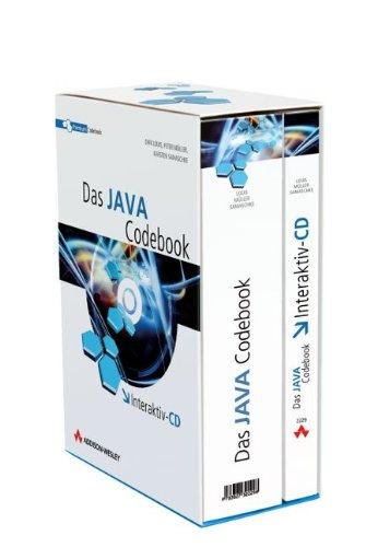 Das Java Premium-Codebook - Mit allen Code-Beispielen, dem kompletten Buch als PDF für unterwegs und nützlichen Tools auf CD