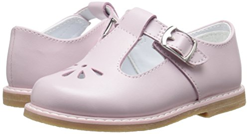 Pictures of Natural Steps Freesia Shoe (Infant/Toddler/Little Kid), Pink Perfs, 3 M US Infant 4