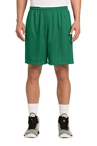Sport-Tek Men's PosiCharge Classic Mesh Short XL Kelly Green