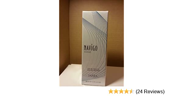 Amazon.com : Jafra Navigo Homme Eau d Toilette 3.3 fl. oz. : Eau De Toilettes : Beauty