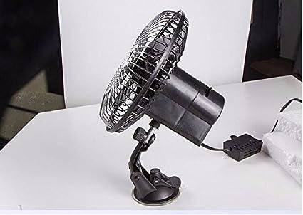 24V Auto-Ventilator//Sauger 360 Drehventilator//Autoteile
